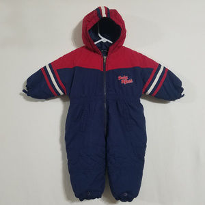 Baby B'Gosh 18M Boys Toddler Snowsuit Bunting Coat